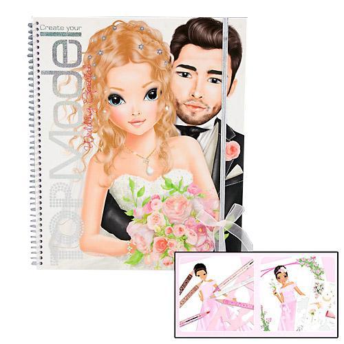 Top Model Hochzeits Malbuch  Der LifestyleMutter BlogDer
