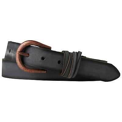 leather belt with loops lederg 252 rtel im vintage