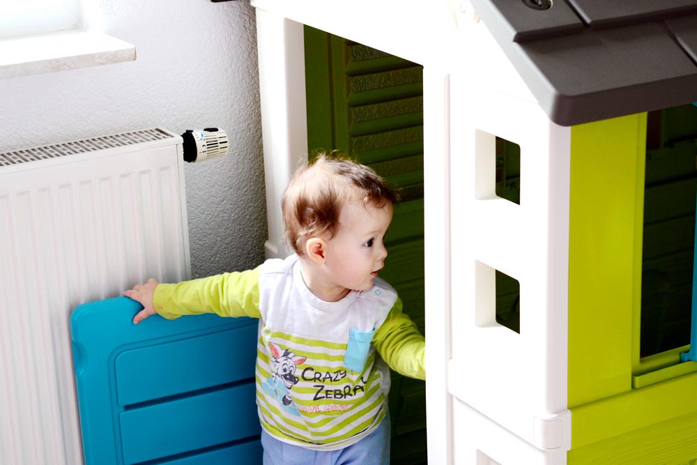 Spielhaus Mit Sommerküche Smoby : Spielspaß garantiert mit dem pretty haus von smoby der