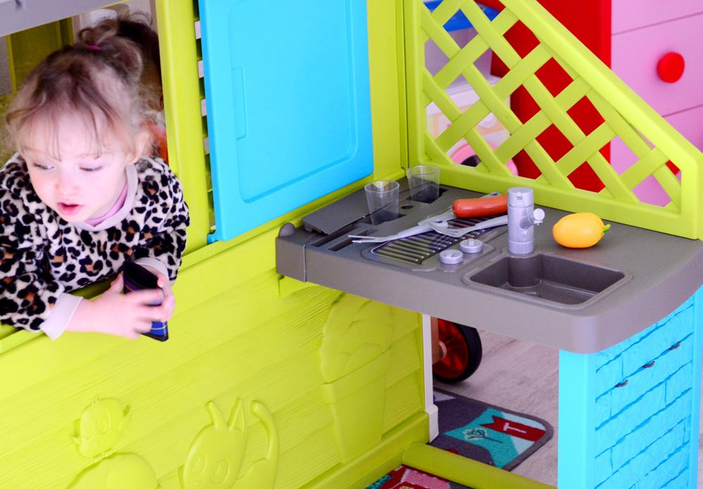 Sommerküche Smoby : Spielspaß garantiert mit dem pretty haus von smoby der