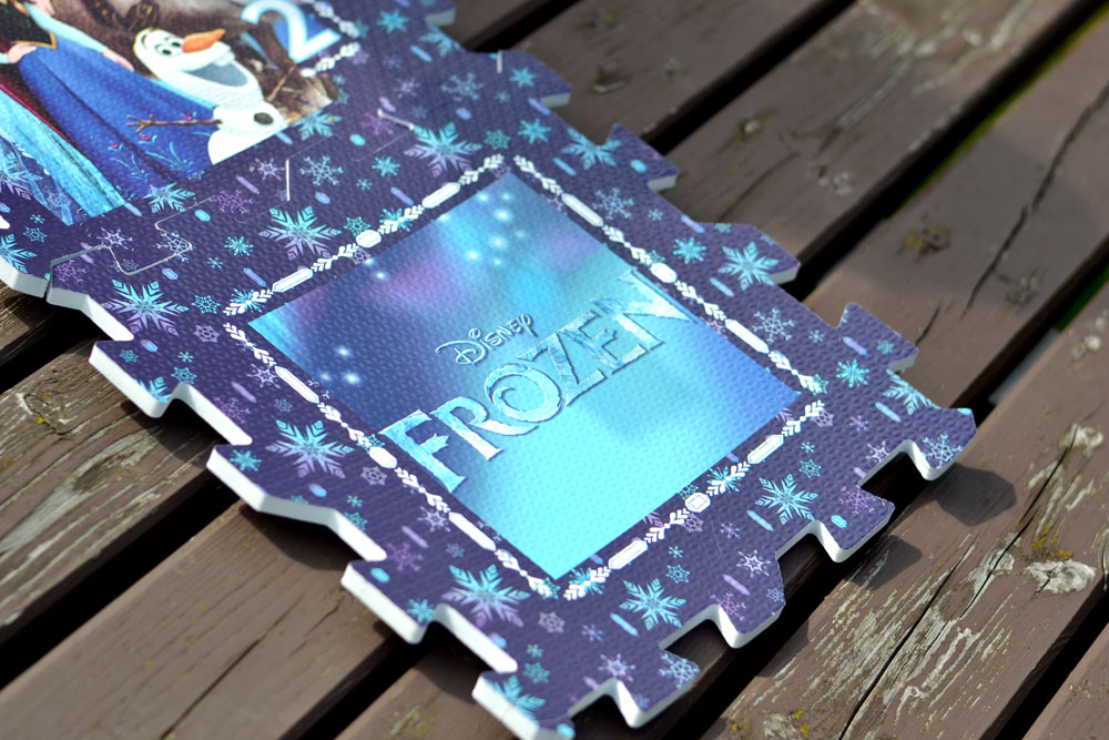 Frozen Night Bodenpuzzle