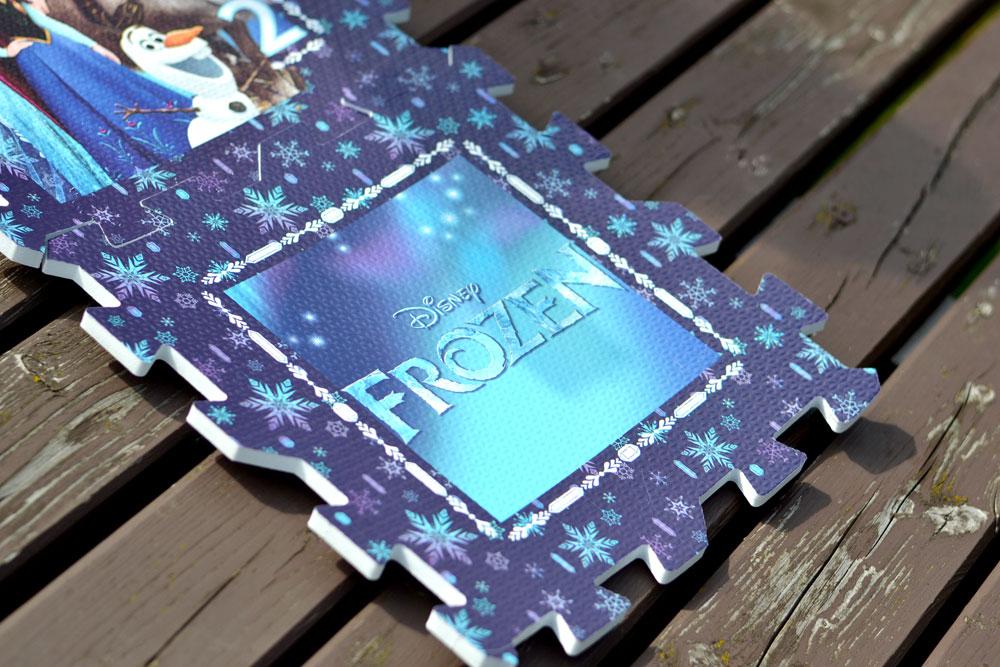 Frozen Night Bodenpuzzle