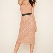 Rare London Sequin Combo Dress