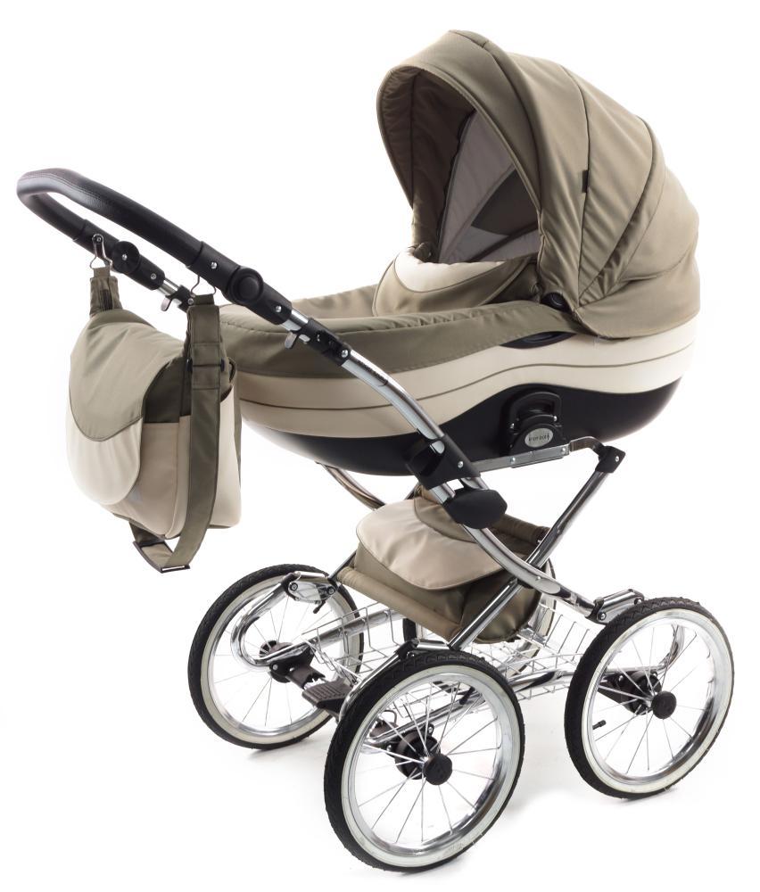 Knorr Baby Kombikinderwagen Apart Cappuccino Der Lifestyle Mutter