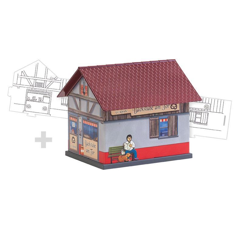 Gebäudebausatz