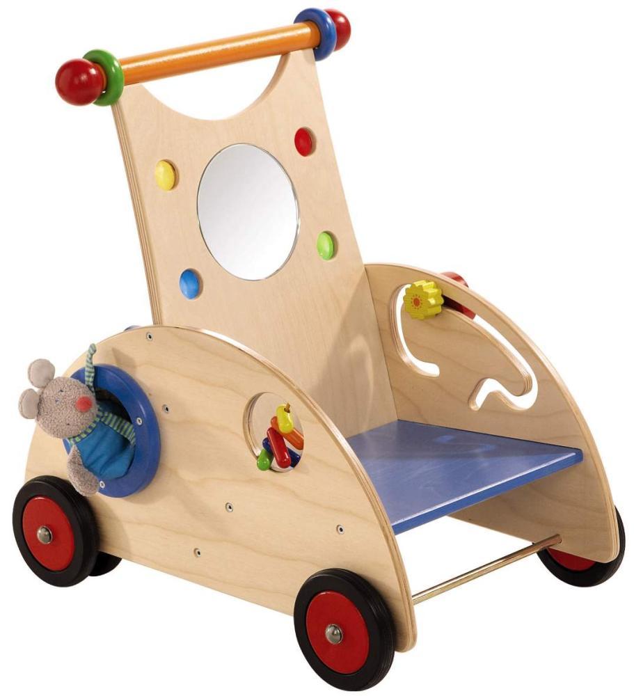 Spiel- & Lauflernwagen