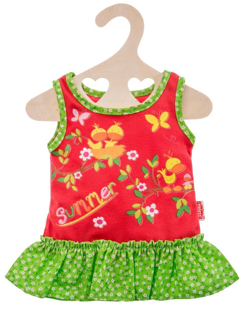 Babypuppen & Zubehör Heless Puppenkleidung Ballerinakleid in 2 Größen Kleidung & Accessoires