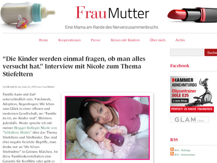 Interview mit Frau Mutter