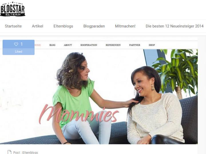 Interview mit Blogstar Eltern