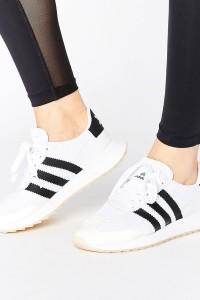 adidas Originals - FLB - Sneakers in Weiß - Weiß - Farbe:Weiß