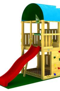 Jungle Gym Farm Komplettset - Bauen Sie sich ihren eigenen Spielturm oder Kletterturm mit dem Jungle Gym Farm Komplettset. Große Auswahl im Shop.