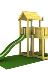 Jungle Gym Mansion Komplettset. Bauen Sie sich ihren eigenen Spielturm oder Kletterturm mit dem Mansion Komplettset. Große Auswahl im Shop.
