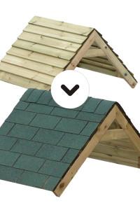 Schindeln für Dach