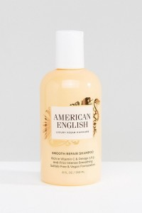 American English - Smooth Repair - Veganes Shampoo - Transparent - Farbe:Transparent
