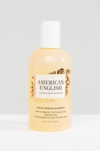 American English - Youth Repair - Veganes Shampoo - Transparent - Farbe:Transparent