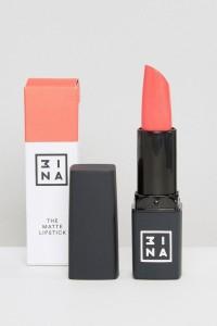 3ina - Matter Lippenstift - Violett - Farbe:Violett