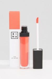 3ina - Flüssiger Lippenstift - Orange - Farbe:Orange