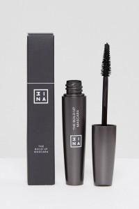 3ina - Wimperntusche zum Aufbauen - Schwarz - Farbe:Schwarz