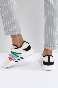 adidas Originals - EQT Racing Adv - Sneaker in gebrochenem Weiß