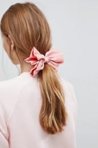 ASOS - Haarspange mit Schleifendesign - Rosa - Farbe:Rosa