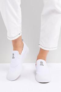 adidas - Skate Boarding Matchcourt - Sneaker zum Reinschlüpfen - Schwarz - Farbe:Schwarz