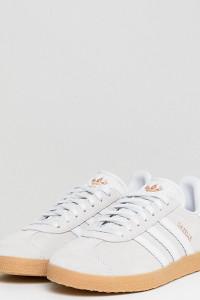 adidas Originals - Gazelle - Pastellfarbene Sneaker - Mehrfarbig - Farbe:Mehrfarbig
