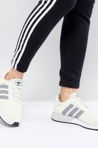 adidas - Originals N-5923 - Lauf-Sneaker in gebrochenem Weiß - Weiß - Farbe:Weiß
