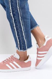 adidas Originals - Gazelle - Sneaker in Rosa - Rosa - Farbe:Rosa