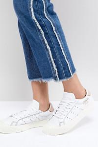 adidas Originals - Everyn - Weiße Sneaker - Weiß - Farbe:Weiß