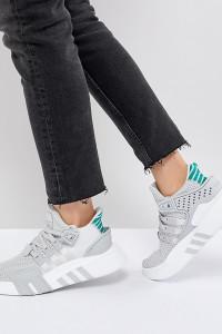 adidas Originals - EQT Basket Adv - Sneaker in Beige - Beige - Farbe:Beige