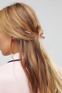 ASOS - Haarclips im 2er Set - Mehrfarbig - Farbe:Mehrfarbig