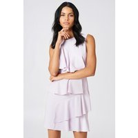 The Danger Dress by 2NDDAY features ruffled detail
