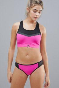 adidas - BH-Bikinioberteil in Rosa - Rosa - Farbe:Rosa