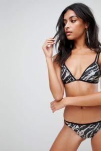 AllSaints - Katoi - Bikinioberteil - Schwarz - Farbe:Schwarz