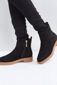 ASOS - ARCH - Ankle-Boots - Schwarz - Farbe:Schwarz