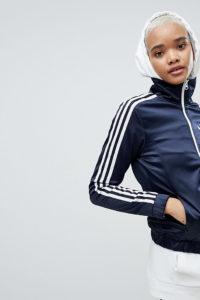 adidas Originals - Europa - Oberteil - Schwarz - Farbe:Schwarz