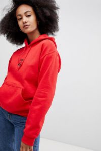 Adolescent Clothing - Juicy Cherry - Kapuzenpullover - Rot - Farbe:Rot