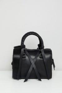 AllSaints - Voltaire - Bowling-Tasche - Schwarz - Farbe:Schwarz