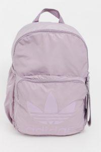 adidas Originals - Sleek - Rucksack in Violett - Violett - Farbe:Violett