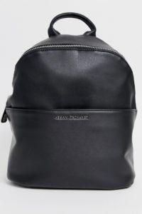 Armani Exchange - Rucksack aus Teddymaterial - Mehrfarbig - Farbe:Mehrfarbig
