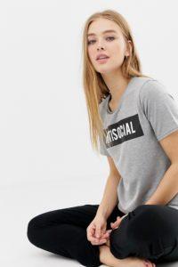 Adolescent Clothing - Antisocial - Langes Pyjama-Set - Mehrfarbig - Farbe:Mehrfarbig