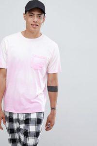 Weekday - Heat Technology - T-Shirt in Rosa - Rosa - Farbe:Rosa