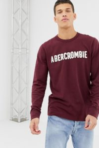 Abercrombie & Fitch - Burgunderrotes