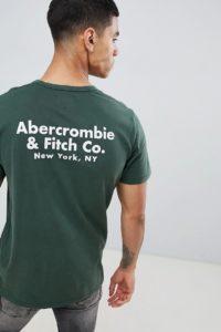 Abercrombie & Fitch - Grünes T-Shirt