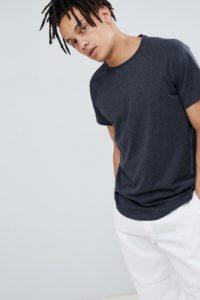 YOURTURN - Raglan-T-Shirt mit Stufensaum - Grau - Farbe:Grau