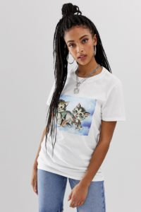 New Girl Order - Boyfriend-T-Shirt mit